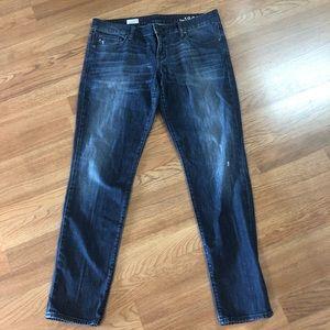 Gap 1969 always skinny med wash jeans 31